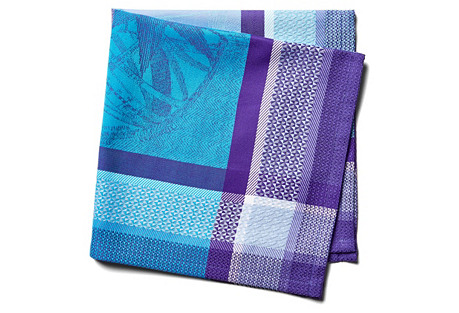 S/4 Marie Galante Outremer Napkins