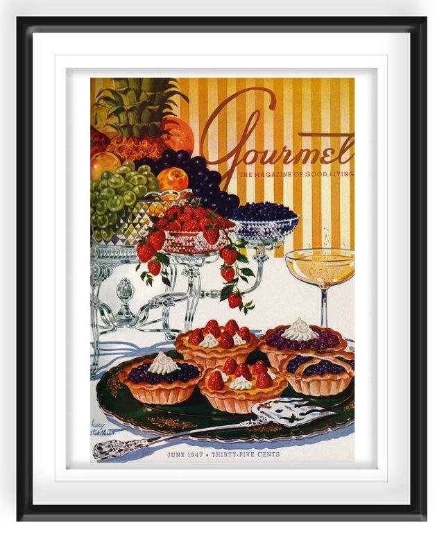 Gourmet, June 1947