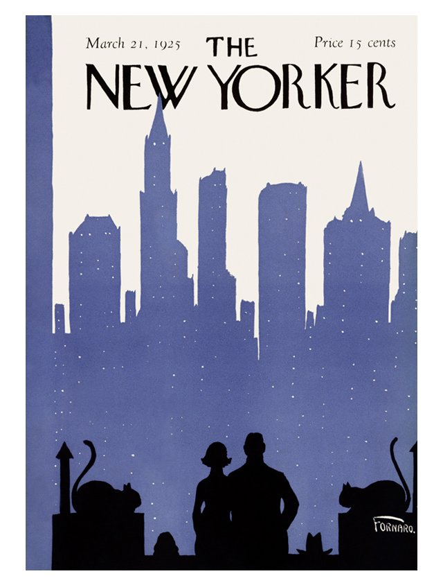 The New Yorker, March 1925