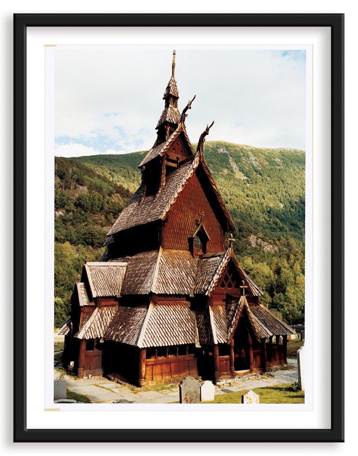 Borgund's Stave Church
