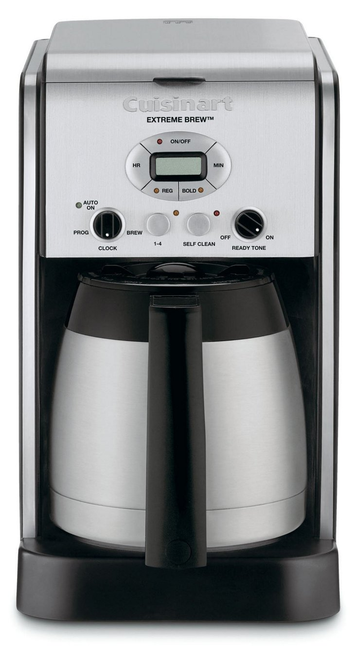 10-Cup Extreme Brew Coffee Maker