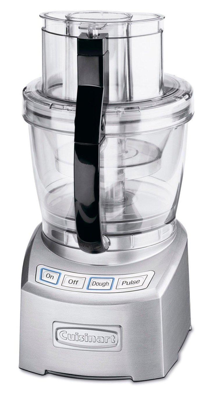 14-Cup Food Processor w/ Asst of 3 Bowls