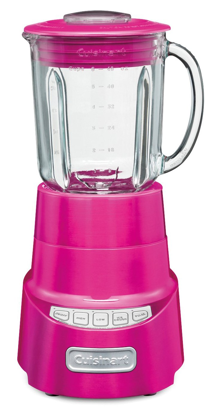 48 Oz SmartPower Deluxe Blender, Pink