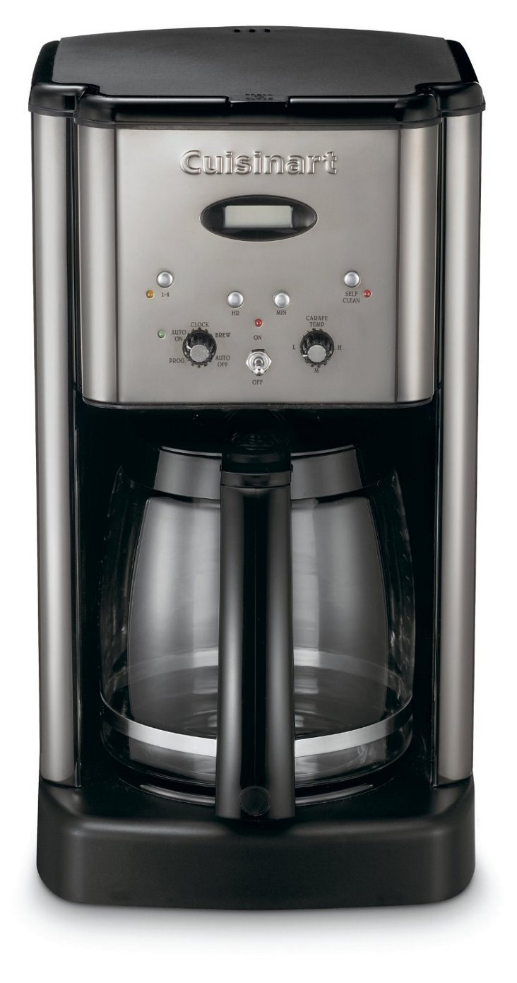 12-Cup Brew Central Coffee Maker