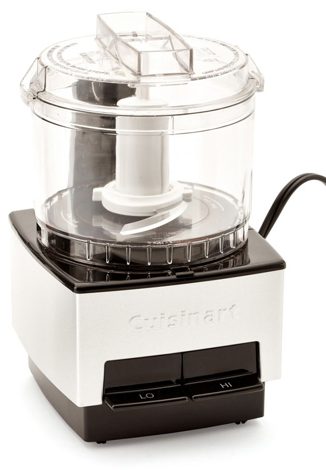 Mini Prep Food Processor, Stainless