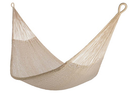 Catalina Cotton Rope Hammock