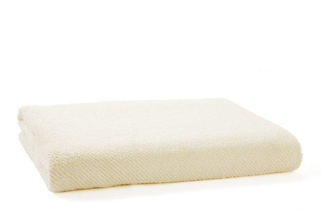 Quick-Dry Bath Sheet, Ivory