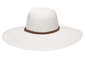 Mahrina Hat, White*