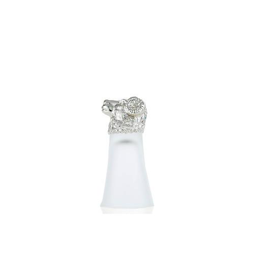 Ram's-Head Stirrup Cup, Silver
