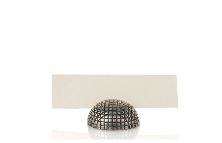 Golf Ball Sized Place Card Holder