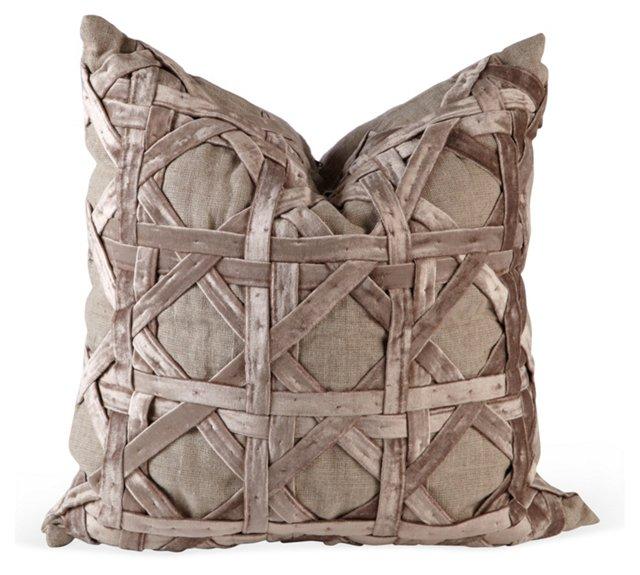 Velvet Pillow I