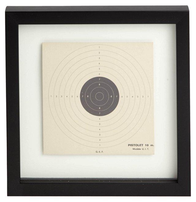 Framed Target II