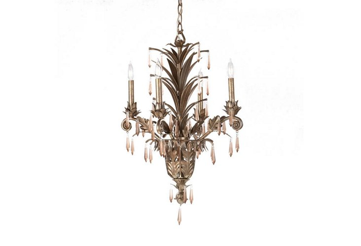 Athen Collection Mini Chandelier