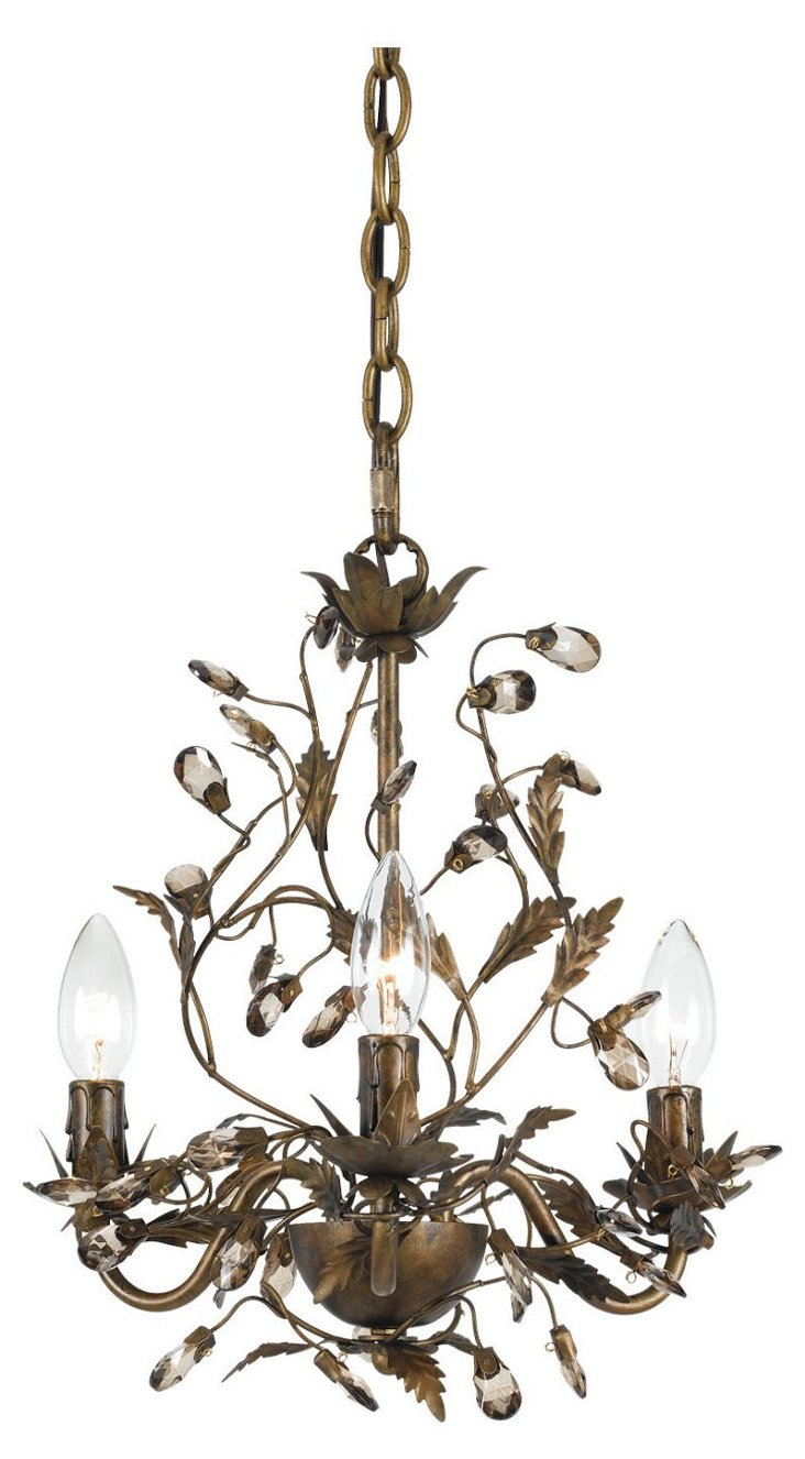 "Shelby 13.5"" Chandelier"