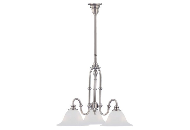 Cortland 3-Light Chandelier