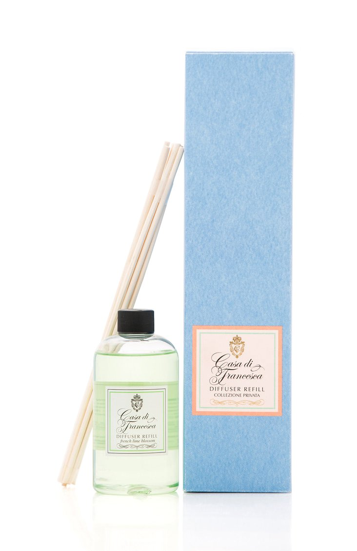 Diffuser Refill, French Lime Blossom