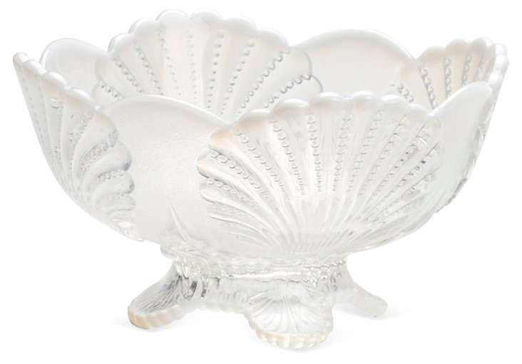 Crystal Opal Shell Bowl