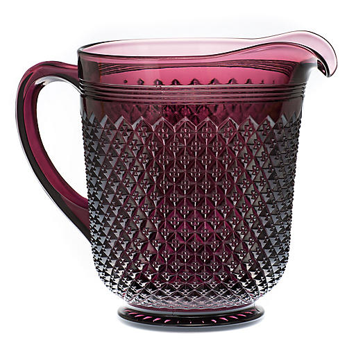 Addison Pitcher, Amethyst