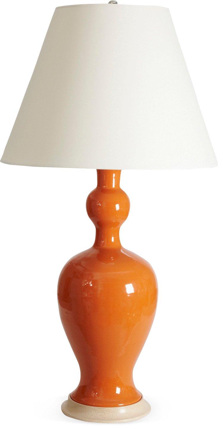 Marjorie Lamp, Burnt Orange