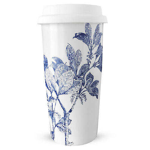 Arbor Travel Mug, Blue