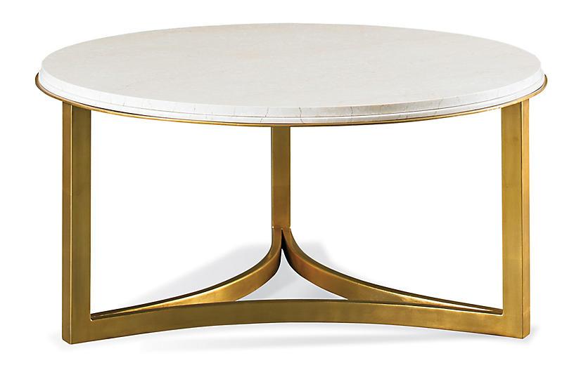 Niko Coffee Table, White