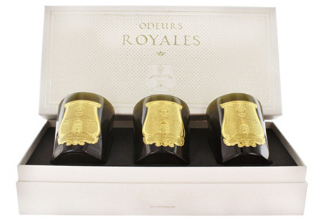 Odeurs Royales Candle Set