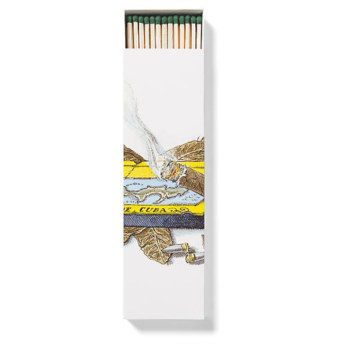 Ernesto Matches, Lightly Perfumed