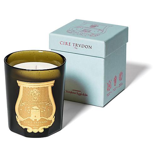 Bartolome Candle, Wood, Spice
