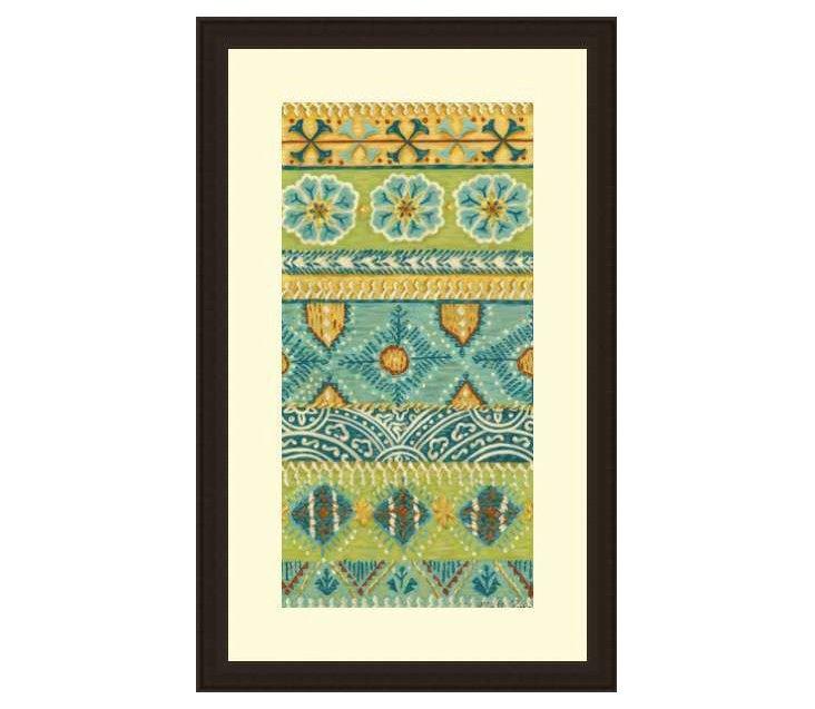 Eastern Embroidery I