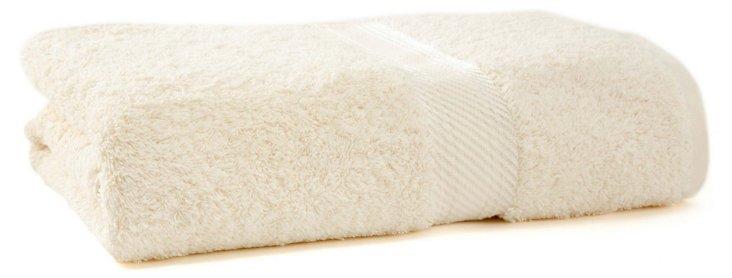 Rhapsody Royale Bath Towel, Oyster