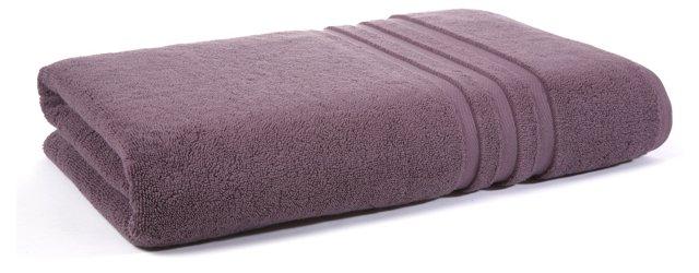 Irvington Bath Sheet, Grape