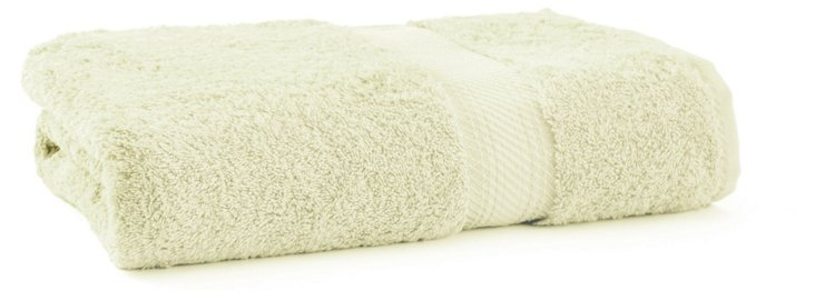Rhapsody Royale Bath Towel, Mint