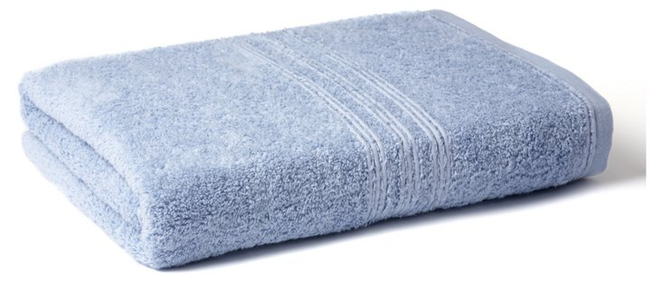 Imperial Bath Sheet, Blue Bell