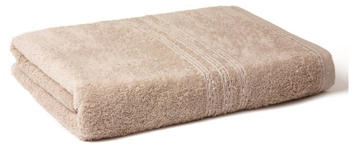 Imperial Bath Sheet, Stone