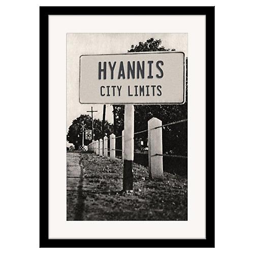 Hyannis City Limits