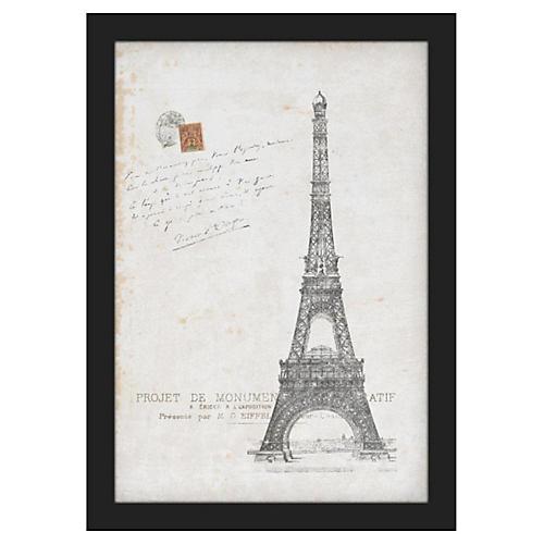 Melissa Van Hise, Project Eiffel