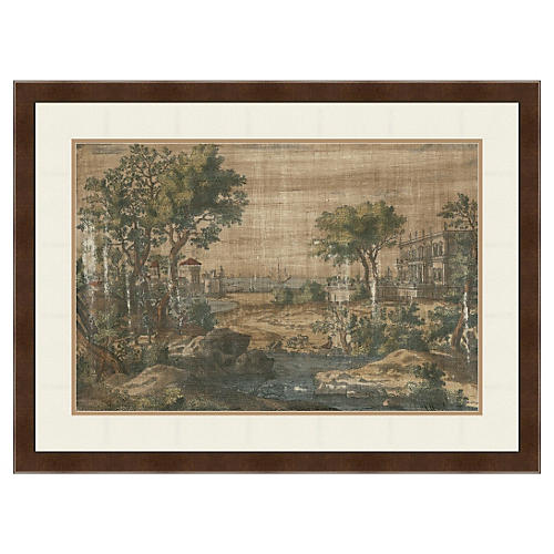 Parisian Tapestry I