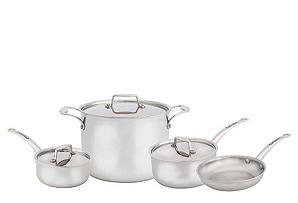 SS Cookware Set, 7-Piece