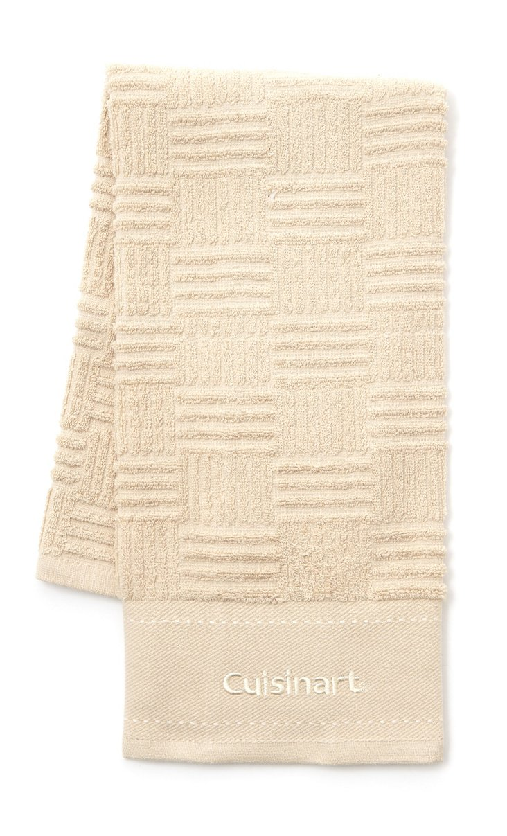 S/3 Kitchen Towels, Linen