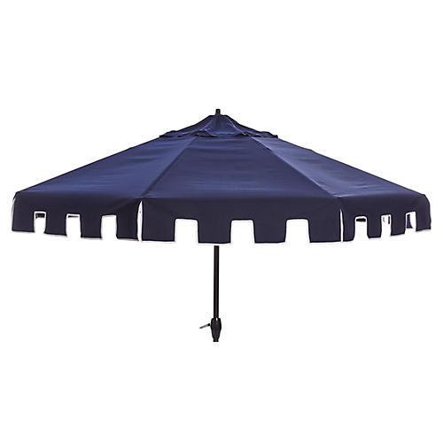 Nina Patio Umbrella, Navy