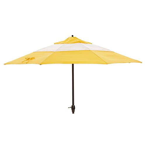 Meaghan Patio Umbrella, Yellow