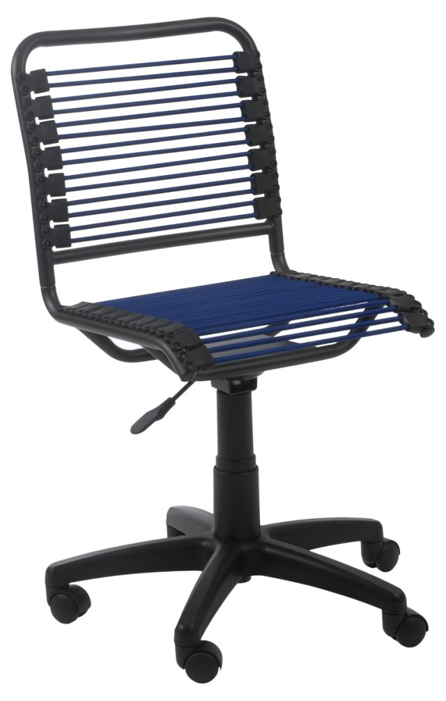 Jay Bungie Office Chair, Black/Blue