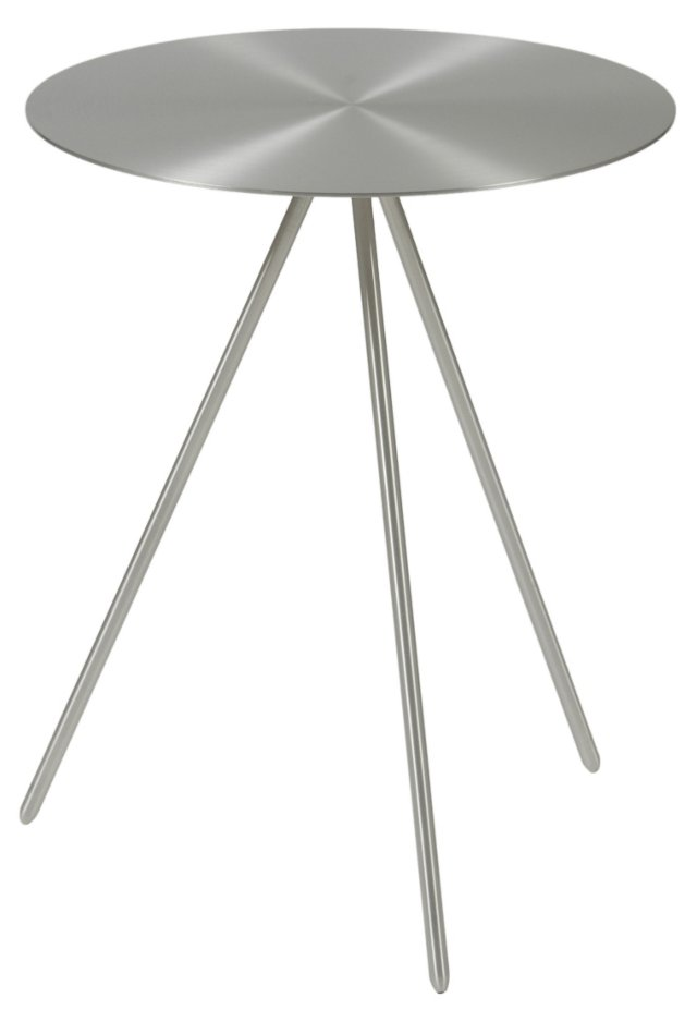 DNU, O-Zoey Side Table, Steel