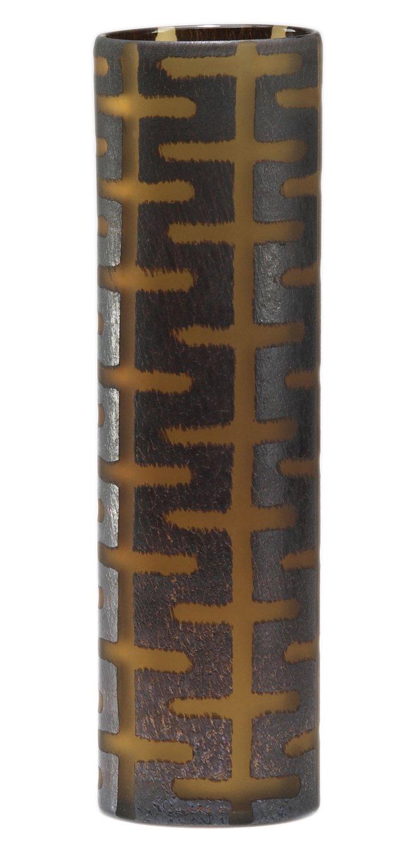 Graphic Fern Vase, Large