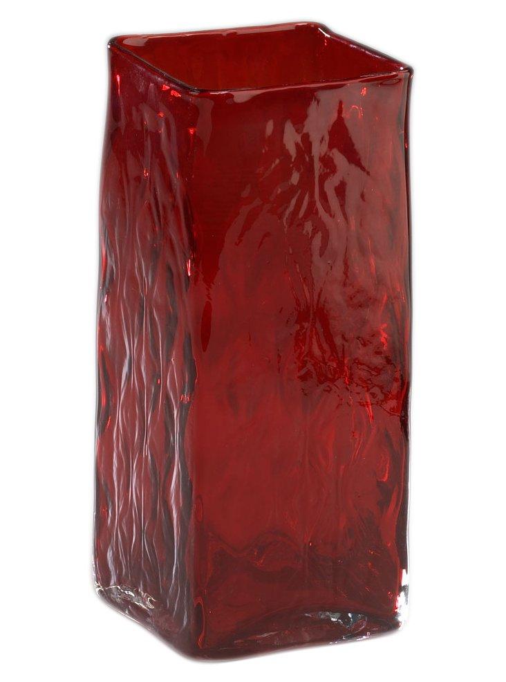 "10"" Quadrato Vase"