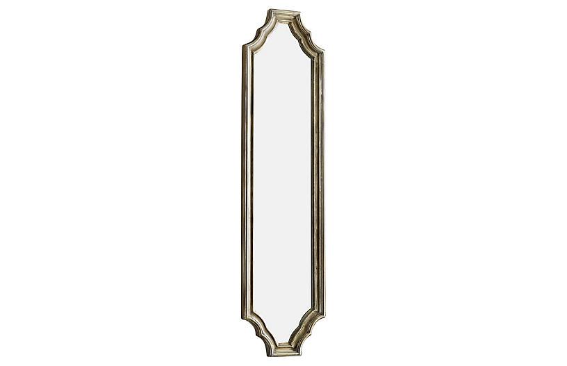 Malvin Mirror, Silver Oxide