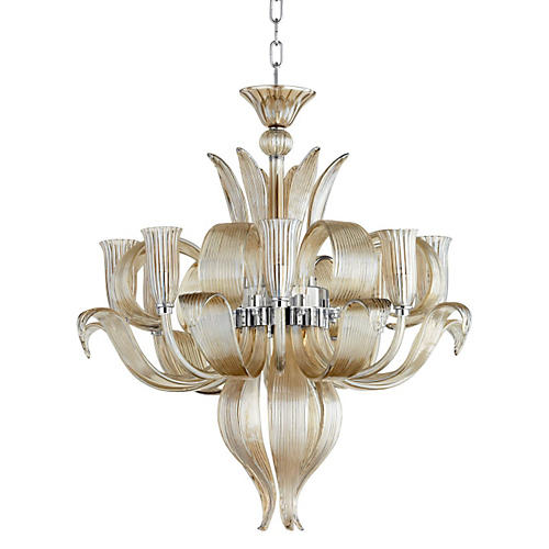 Juliana Chandelier, Cognac