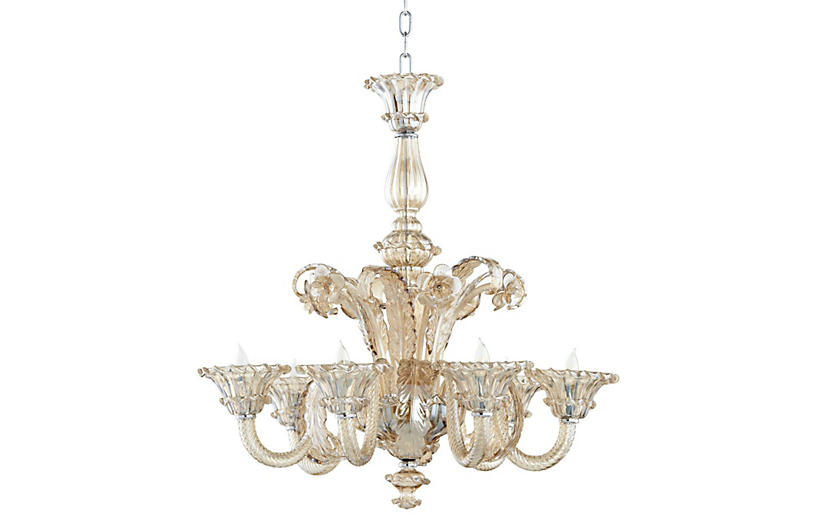 La scala murano glass chandelier cognac chandeliers chandeliers lblttexttthumbnailimage aloadofball Images