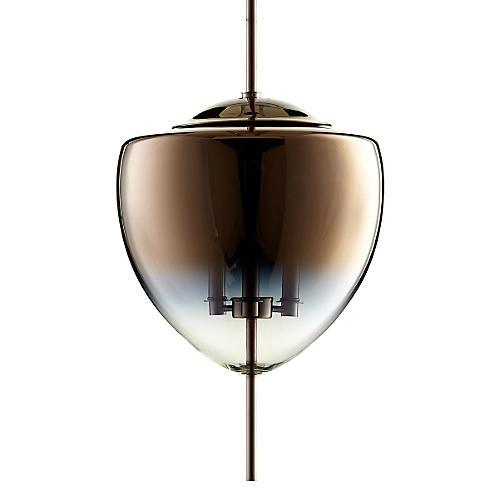 Ember Pendant, Satin Copper