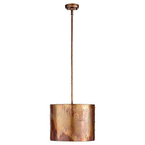 Mauviel Pendant, Copper